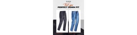 """Mách nước chàng chọn Jeans """"một phát ăn ngay"""""""