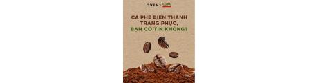 OWEN x Cộng Cà Phê | MẶC CHẤT SỐNG ĐẬM CÙNG CHẤT LIỆU CAFE