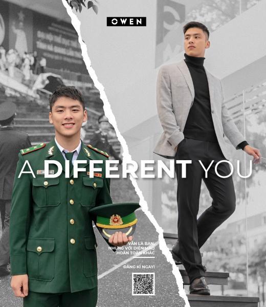 A DIFFERENT YOU tập 1 - Câu chuyện về người lính thời bình
