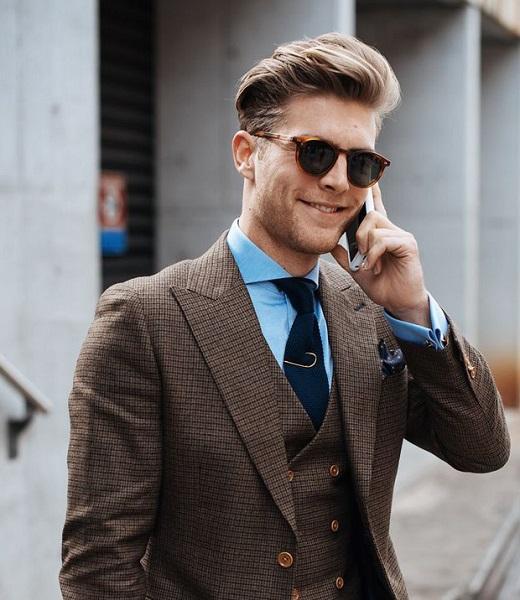 Cách phối màu quần áo nam phải thuộc nằm lòng