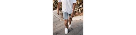 7 tips phối đồ với quần shorts nam