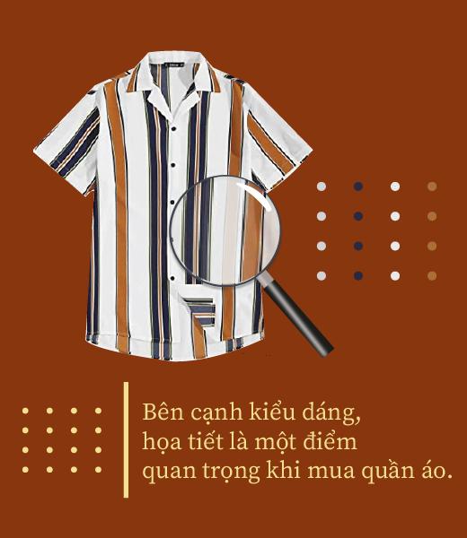 Có đến 17 loại họa tiết trên trang phục của nam giới mà bạn cần biết