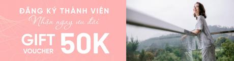 ƯU ĐÃI THÀNH VIÊN - WINNY TẶNG VOUCHER 50.000Đ KHI ĐĂNG KÝ LẦN ĐẦU