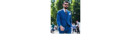 Mặc đẹp với xanh navy: màu sắc phải có trong tủ đồ của nam giới