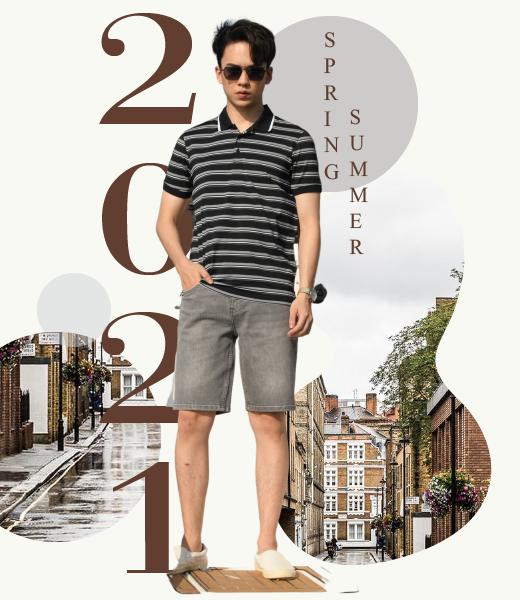 Cập nhật các phong cách thời trang nam mùa Xuân Hè 2021