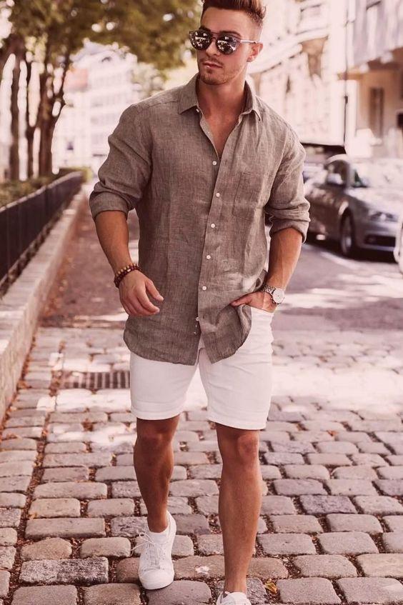Dáng áo quá dài khiến chân của bạn trông ngắn hơn
