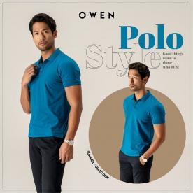 Vì sao áo Polo Nam lại được nhiều người lựa chọn đến vậy